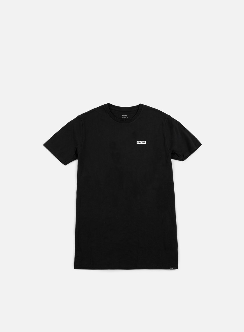 Globe - Block T-shirt, Black