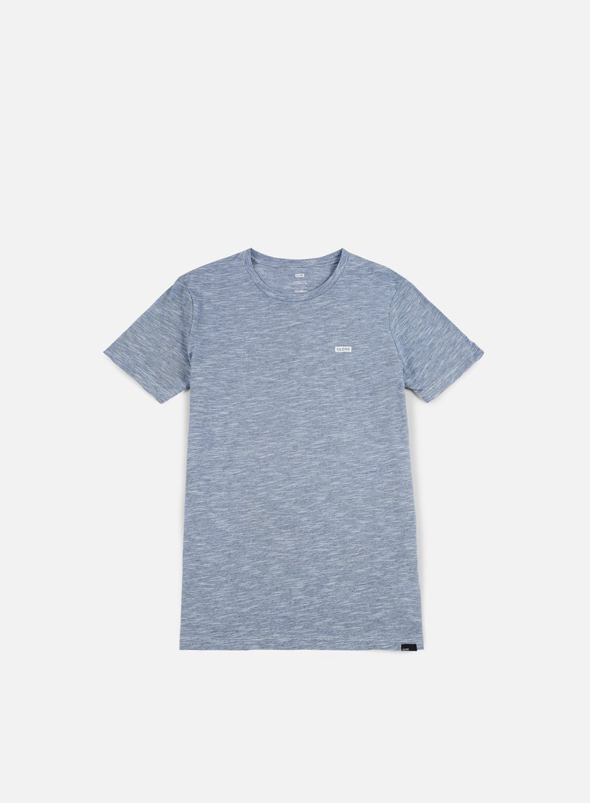 Globe - Bower T-shirt, Blue White
