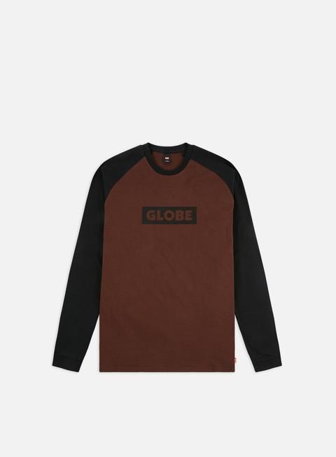 Outlet e Saldi T-shirt a Manica Lunga Globe Box LS T-shirt