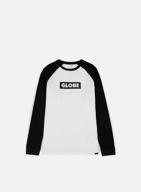 Long Sleeve T-shirts Globe Box LS T-shirt