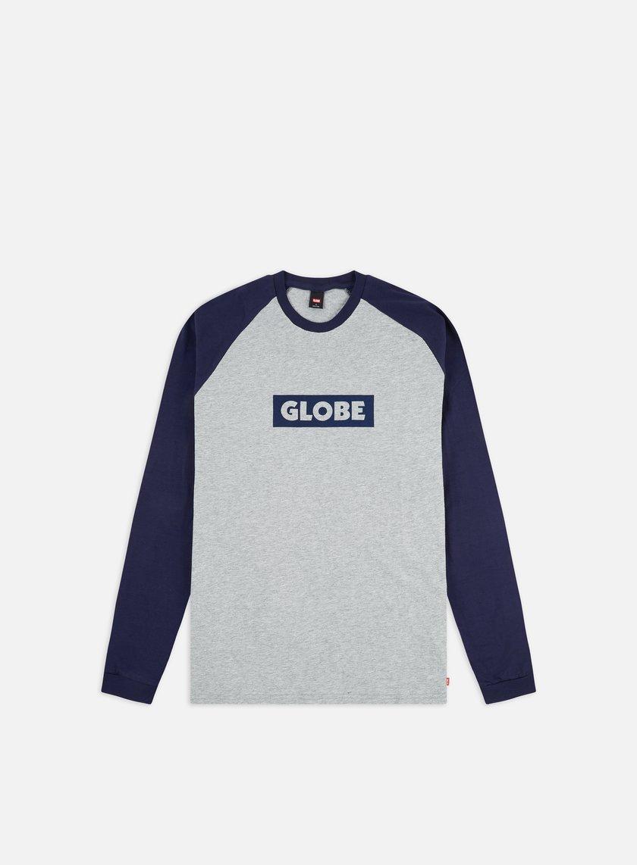 Globe Box LS T-shirt