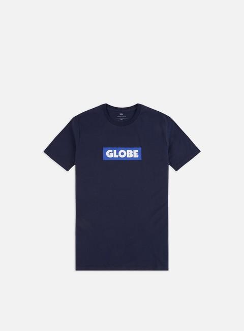 Short Sleeve T-shirts Globe Box T-shirt