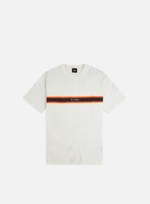 Outlet e Saldi T-shirt a Manica Corta Globe Break Point T-shirt
