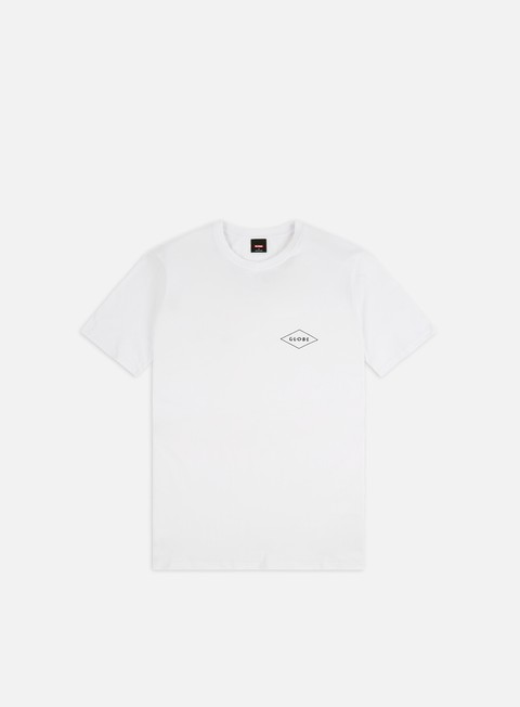 Outlet e Saldi T-shirt a Manica Corta Globe Check Out T-shirt