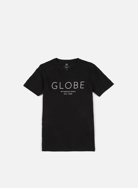t shirt globe company t shirt black