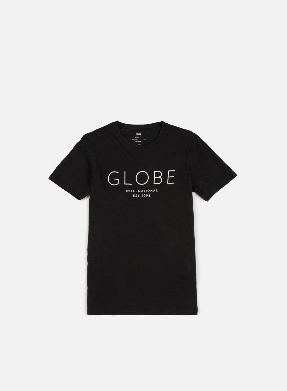 Globe - Company T-shirt, Black