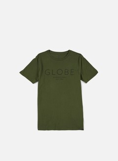 Globe - Company T-shirt, Hunter Green