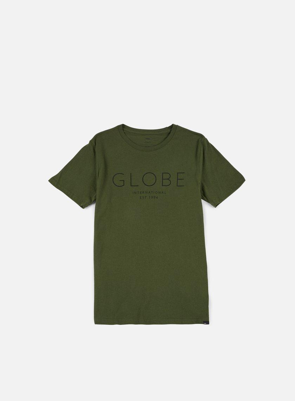 Globe - Company T-shirt, Hunter Green