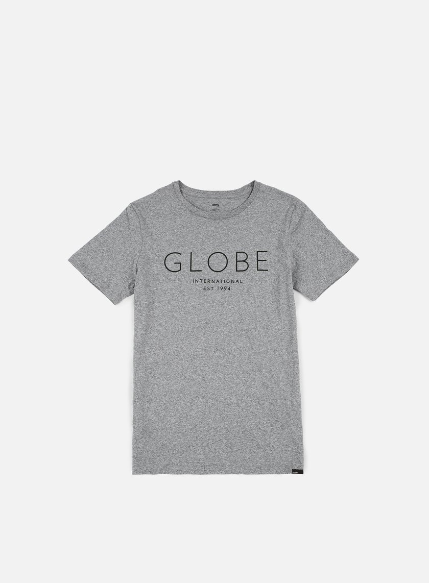 Globe - Company T-shirt, Pewter Marble