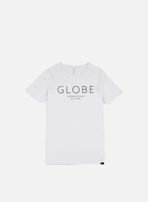 t shirt globe company t shirt white