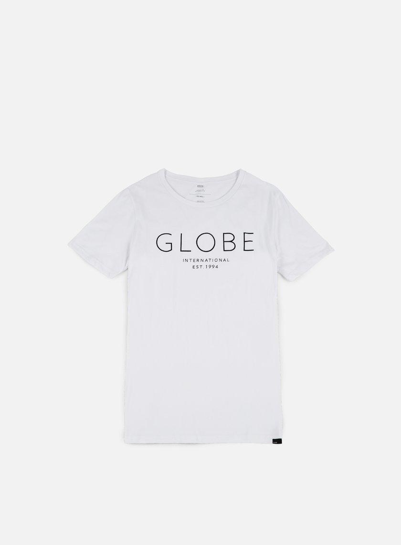Globe - Company T-shirt, White