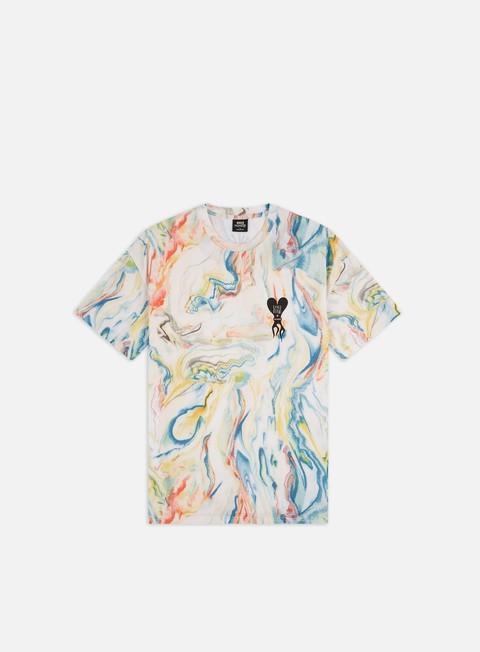 Short Sleeve T-shirts Globe Dead Kooks Resin T-shirt