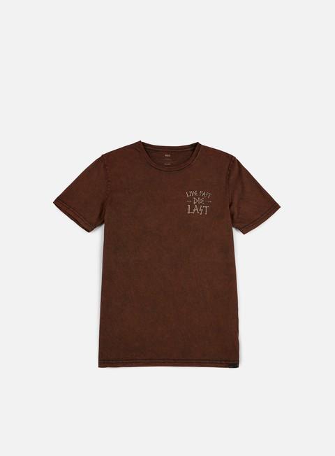 Short Sleeve T-shirts Globe Die Last T-shirt