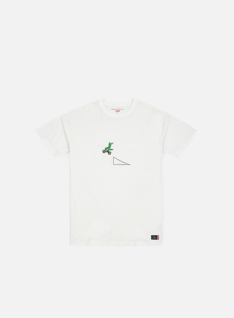 Outlet e Saldi T-shirt a Manica Corta Globe Dino T-shirt