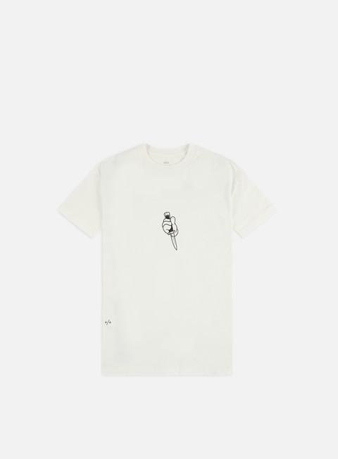 Outlet e Saldi T-shirt a Manica Corta Globe Dion Agius Society T-shirt