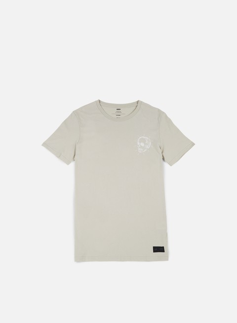 Short Sleeve T-shirts Globe Dion Bones T-shirt