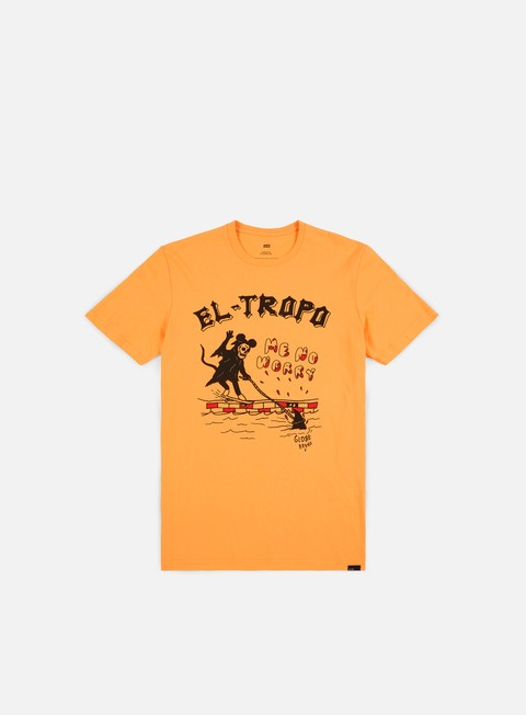 Short Sleeve T-shirts Globe El Tropo T-shirt