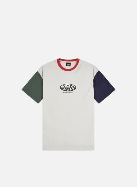 Outlet e Saldi T-shirt a Manica Corta Globe Fisheye T-shirt