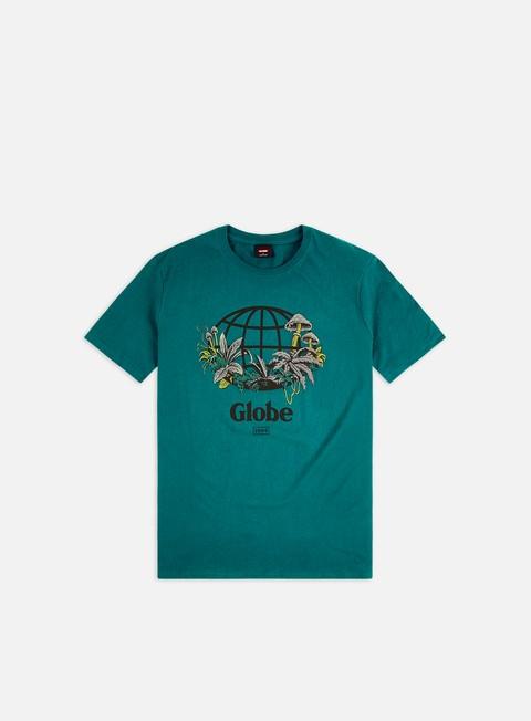 T-shirt a Manica Corta Globe Greenhouse T-shirt