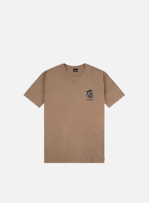 Short Sleeve T-shirts Globe Hazed T-shirt