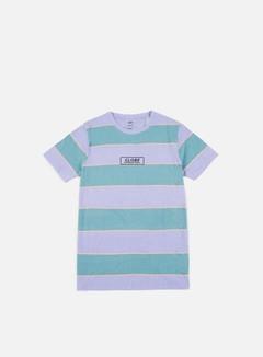 GLOBE Mens Moonshine Short Sleeve T-ShirtBrick Slub