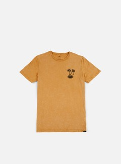 Globe - Nightfall T-shirt, Acid Mustard 1