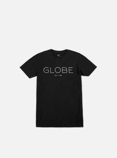 Globe - Phase T-shirt, Black/White 1