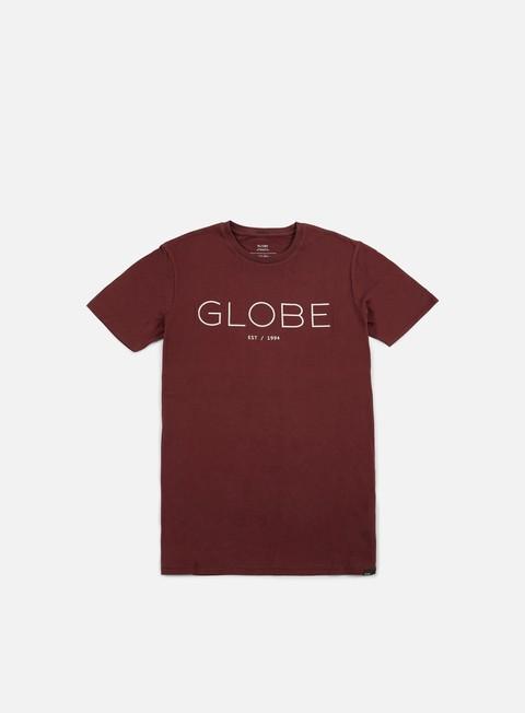 Outlet e Saldi T-shirt a Manica Corta Globe Phase T-shirt