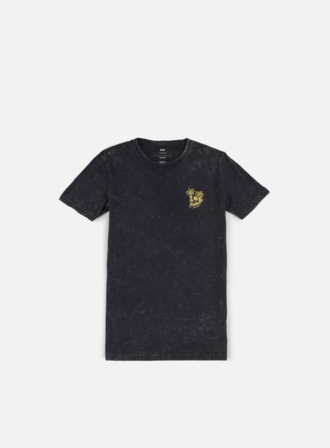 t shirt globe pine t shirt acid black