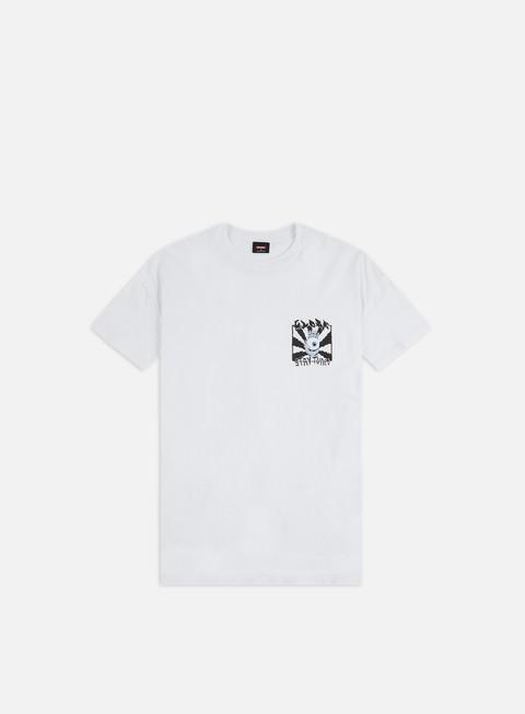 Outlet e Saldi T-shirt a Manica Corta Globe Radiate T-shirt