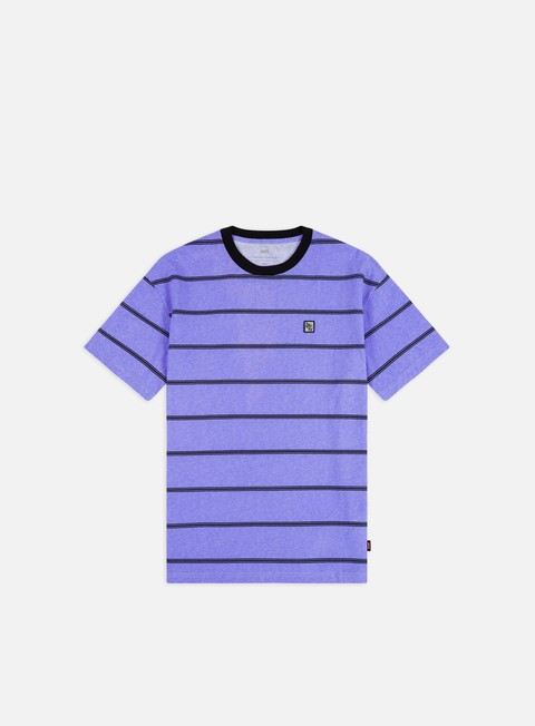 Outlet e Saldi T-shirt a Manica Corta Globe Sidekicker Stripe T-shirt