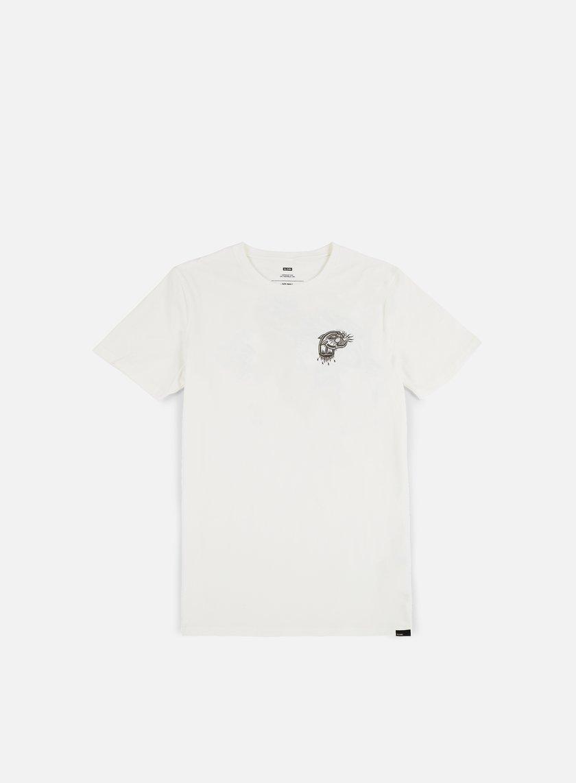 Globe - Spray Classic T-shirt, Blanc