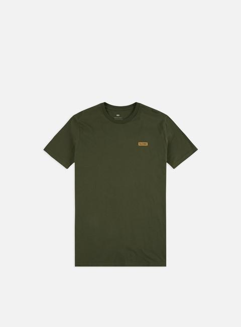 Short Sleeve T-shirts Globe Sticker II T-shirt