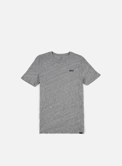 Globe - Sticker II T-shirt, Mid Grey