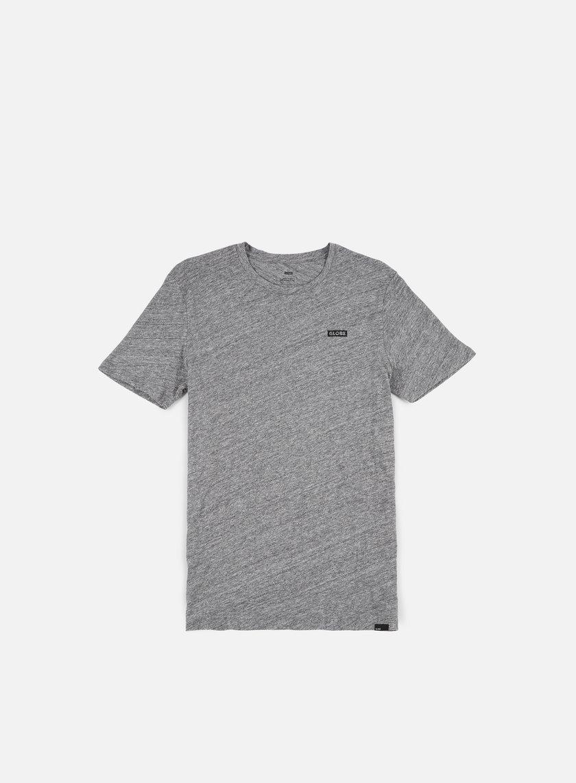 Globe - Sticker II T-shirt, Mid Grey