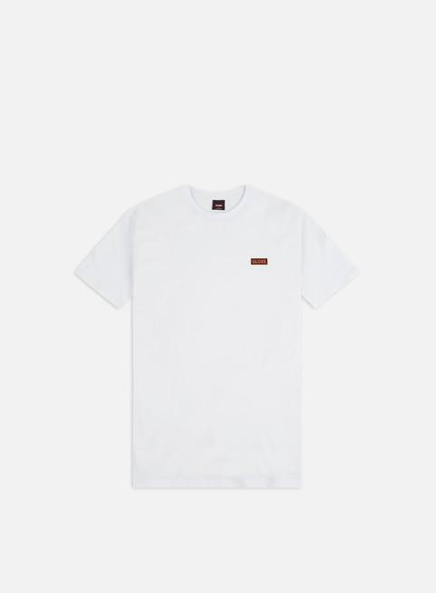 Outlet e Saldi T-shirt a Manica Corta Globe Sticker III T-shirt