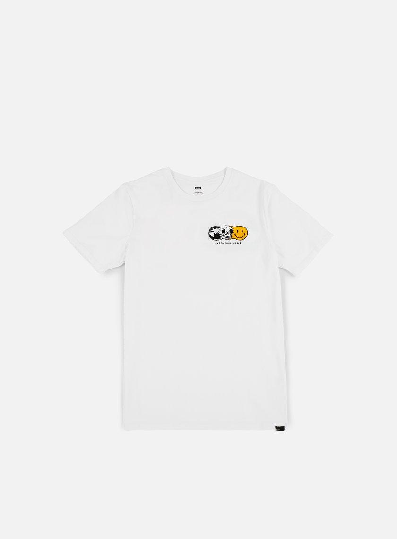 Globe - This World Classic T-shirt, White