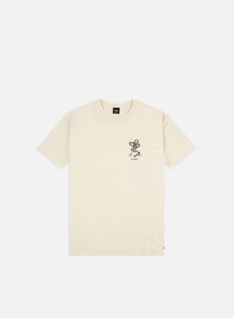 Outlet e Saldi T-shirt a Manica Corta Globe Trapped T-shirt