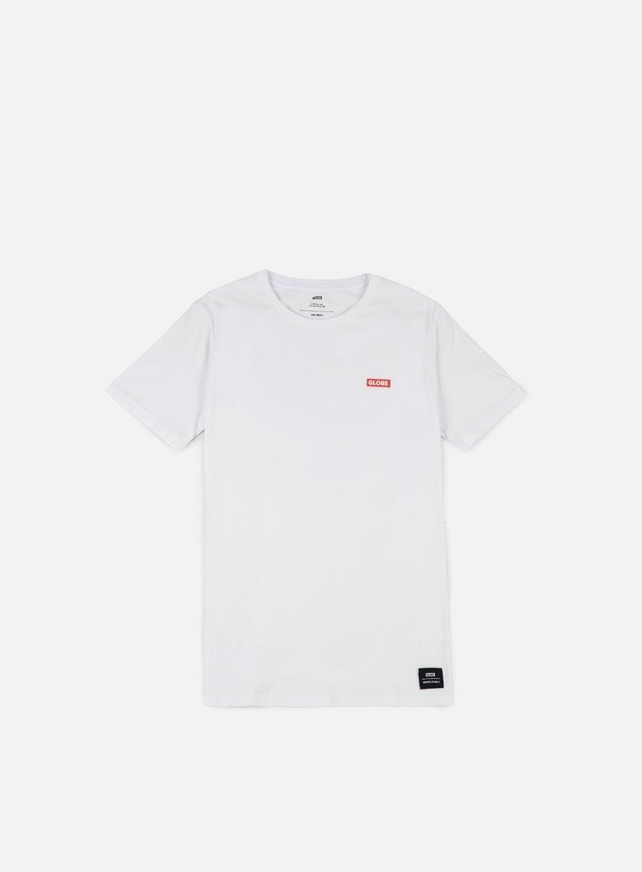Globe - Unemployable T-shirt, White