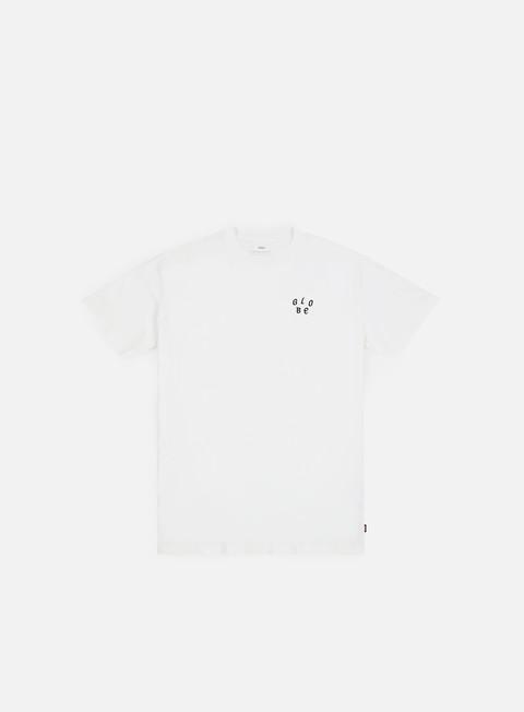 t shirt globe unite t shirt blanc
