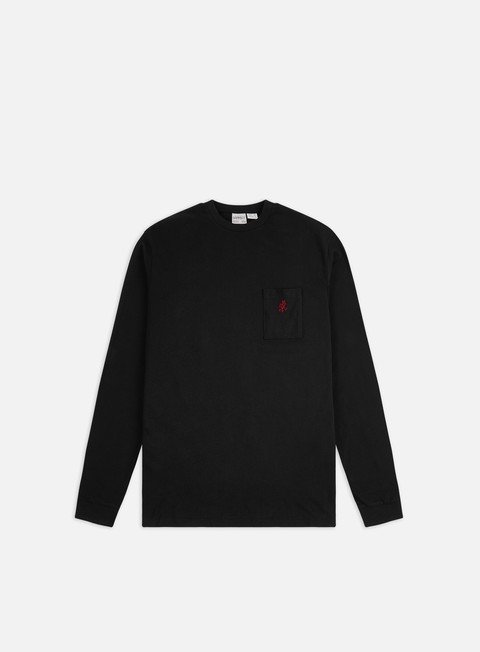 Sale Outlet Long Sleeve T-shirts Gramicci One Point LS T-shirt