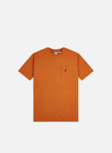 Short sleeve T-shirts Gramicci One Point Pocket T-shirt