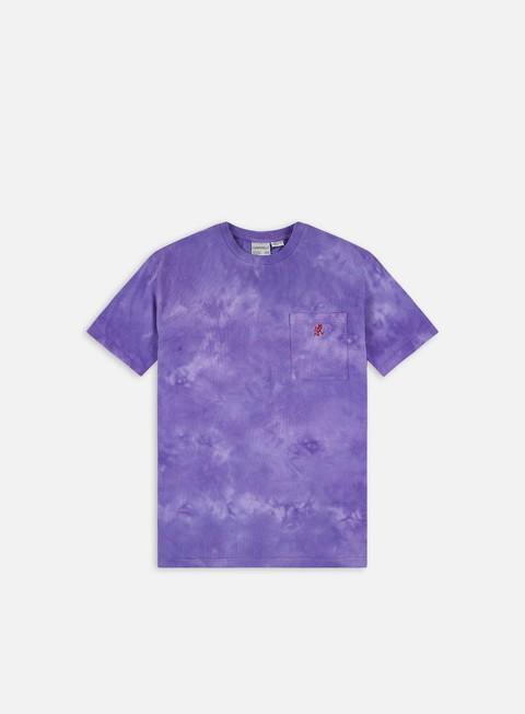 T-shirt tie-dye Gramicci One Point Pocket T-shirt