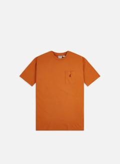 Gramicci - One Point T-shirt, Orange