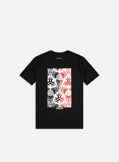 Short sleeve T-shirts GX1000 LSD Escher T-shirt