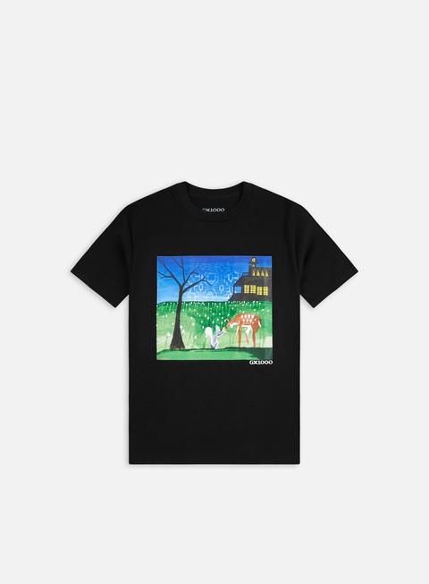 Short sleeve T-shirts GX1000 Sharing With Friends T-shirt