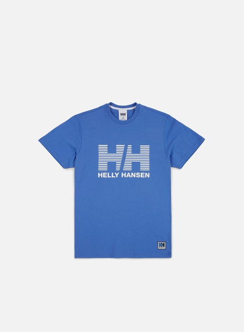 t shirt helly hansen hh crew t shirt blue water