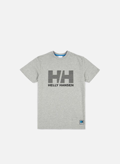 t shirt helly hansen hh crew t shirt grey melange