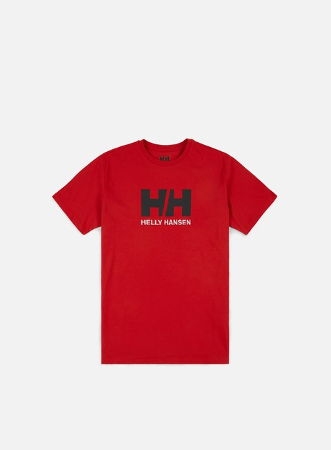 Short Sleeve T-shirts Helly Hansen HH Logo T-shirt