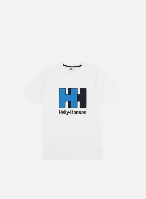 Short Sleeve T-shirts Helly Hansen HH Printed Logo T-shirt